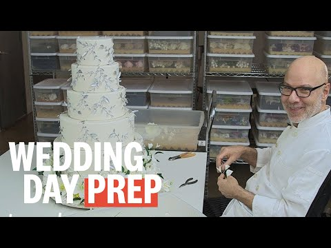 Take A Tour Of Cake Designer Ron Ben-Israel's Bakery