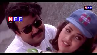 Vellinila Thullikalo Varnappakittu mohanlal's Evergreen Hit Video song HD 1080p
