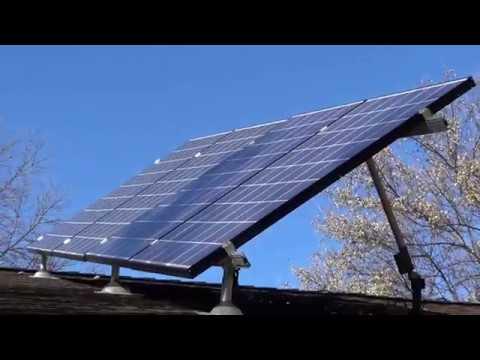SOLAR PANELS AND WIND TURBINES UPDATES