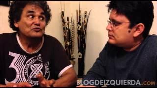blogdeizquierda.com - Entrevista a José Natera sobre parodia de Caro Quintero