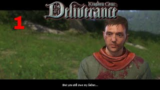 Kingdom Come: Deliverance PC Walkthrough Part 1 First Fight And Lost