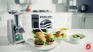 Обзор мясорубки Philips HR2723