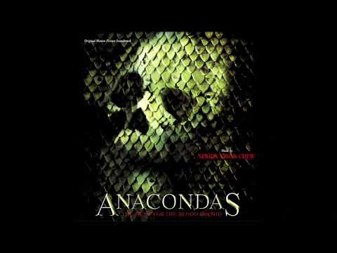 OST Anacondas: The Hunt For The Blood Orchid (2004): 02. A Lopak Hunter Runs For His Life