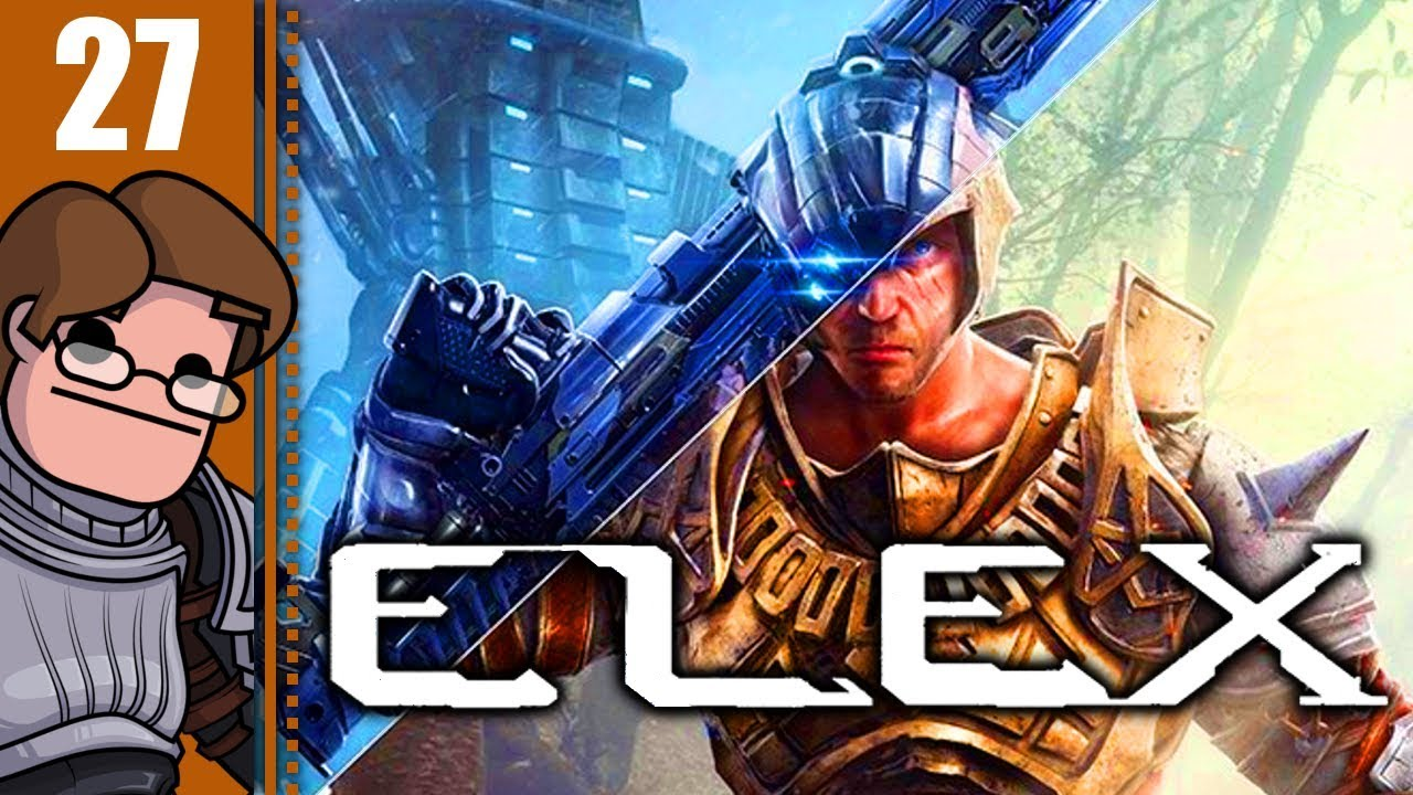 Part Douche Let S Play Elex Part 27 Brabak The Douche