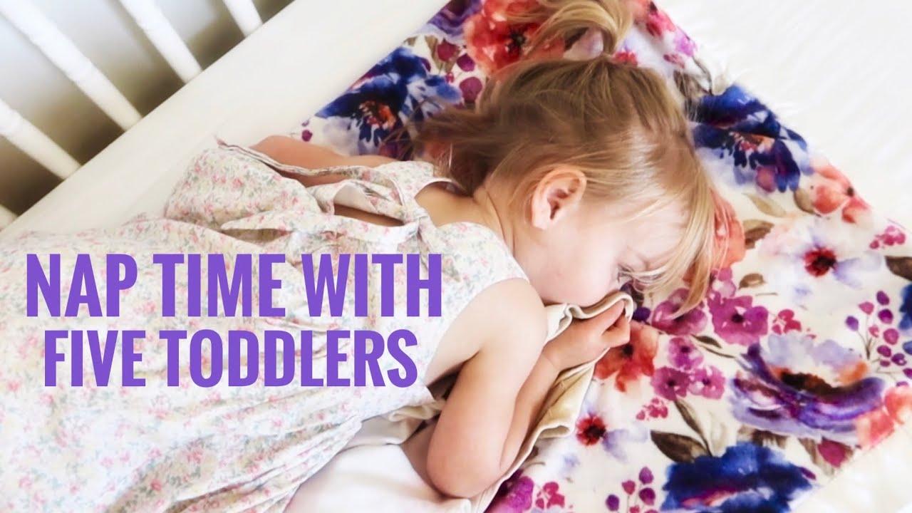 Toddler Nap Time Routine - Mom Vlog