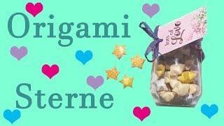 Baixar DIY ✿ Origami Sterne ✿ Geschenkidee ✿ Basteln mit Papier