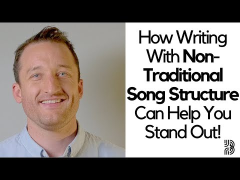 Write Your Own Song | Non-Traditional Song Structure