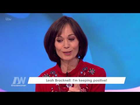 Leah Bracknell Is Keeping Calm | Loose Women