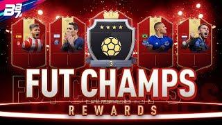 ELITE FUT CHAMPIONS REWARDS! RED IF PLAYER PICKS! | FIFA 19 ULTIMATE TEAM