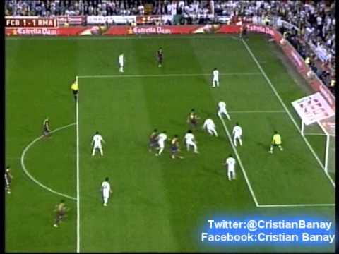 Barcelona 1 Real Madrid 2 (Espn Deportes Radio)  Final Copa del Rey 2014 Los goles