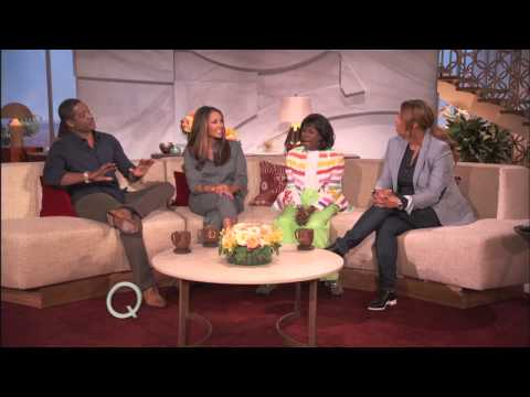 Cicely Tyson Does Sixty Push-ups! | The Queen Latifah Show