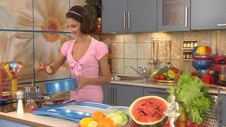 Курица с арбузом. Фуэте на кухне. Феникс Кино. Кулинария и рецепты