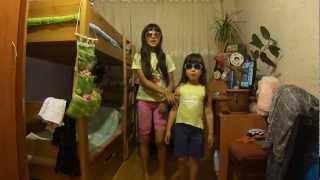 Танец носа(Маленькая-Арина! Большая-Диана!, 2012-06-13T18:02:03.000Z)