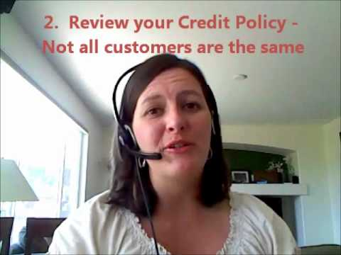 4 Steps To Collecting Accounts Receivables Quicker With Michelle Edwards, CPA