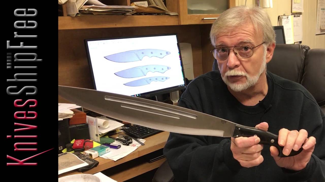 Bark River Knives: Barong - First Review by Knives Ship Free