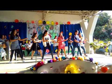 Clap snap zumba dance steps