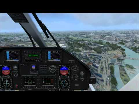 Agusta 109 VIP Flight  FSX