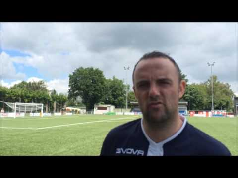 Chris Hughes talks new signings