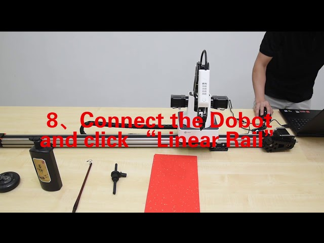 Dobot Magician - Sliding Rail