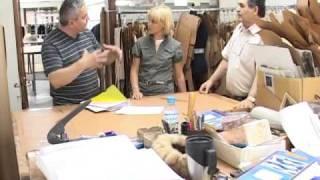 Греческие шубы(Репортаж из Касторьи - Шубная фабрика - Меховой центр