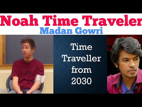 Noah Time Traveler | Tamil | Madan Gowri | MG