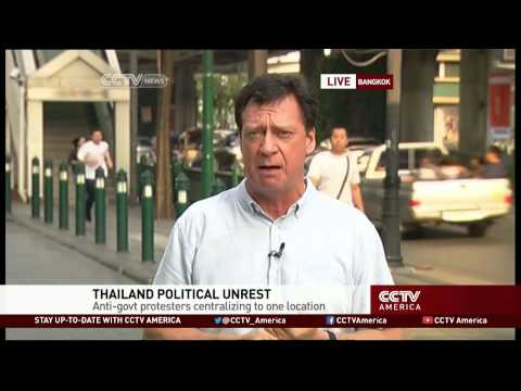 Thailand Protests Erupt on Election Day