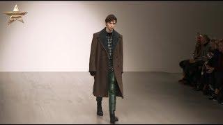 JOHN LAWRENCE SULLIVAN London Fashion Week Men's Fall/Winter 2018-19