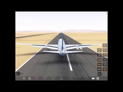 Infinite Flight Global-Saudia b789-JEDDAH TO MADINAH