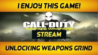 Infinite Warfare - Unlocking Weapons Grind