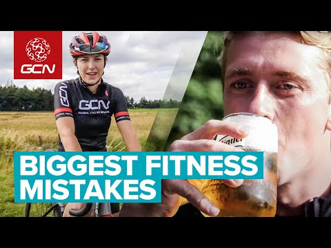 Top 9 Ways To Ruin Your Fitness | Things To Avoid To Stay Fast On Your Road Bike