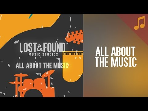 All About the Music  Songs from Lost & Found Music Studios