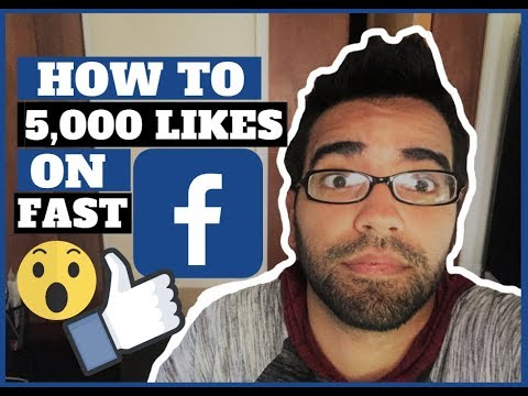 How to get Facebook likes on your page fast (REAL PROVEN METHOD)