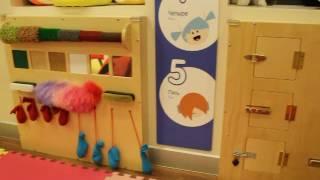 Детский сад Кидзания. Kindergarten Kidzania(В этом саду дети не только могут поиграть в игрушки, поучиться чему-либо, но и пообщаться со сверстниками..., 2016-05-29T13:01:20.000Z)