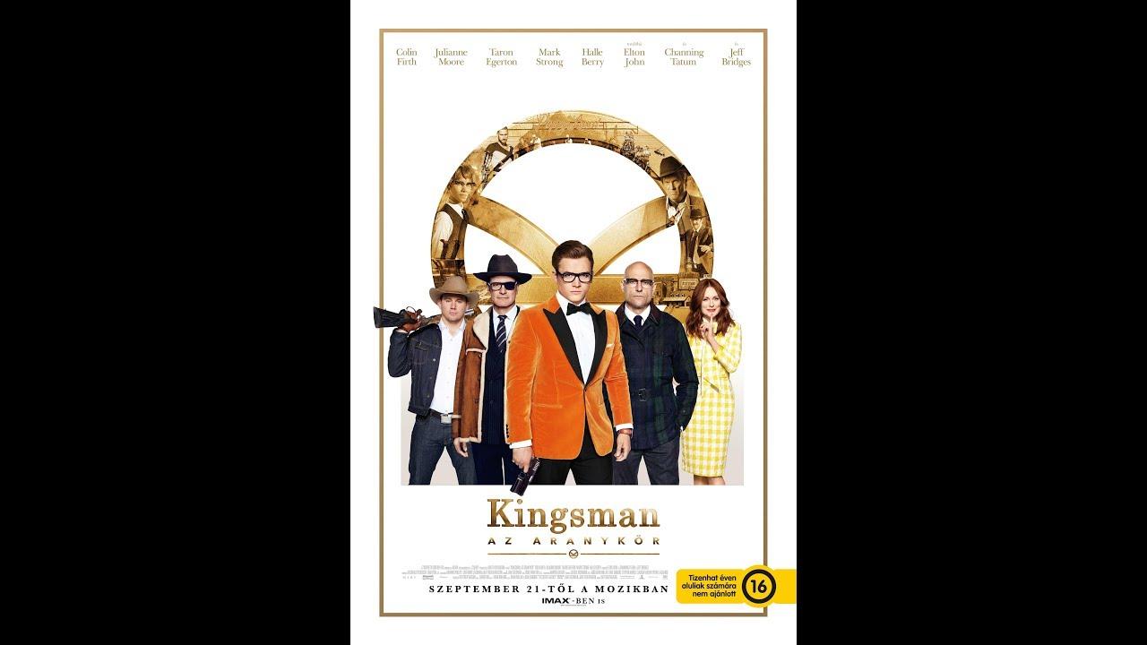 Kingsman: Az Aranykör (16) - hivatalos szinkronizált előzetes #2