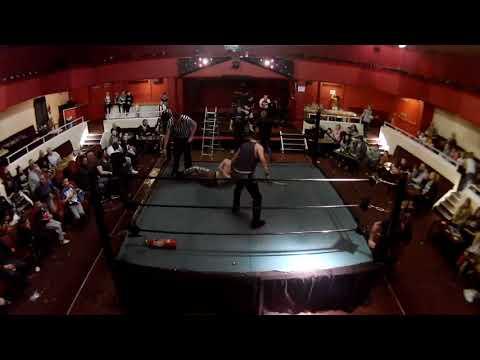 MPW: Mark Anthony vs. Matty Mayhem vs. Nicky Starr