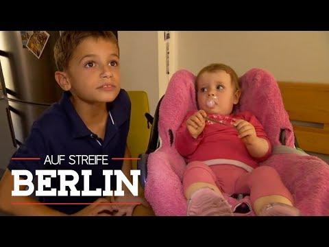 Baby für 1 Euro im Internet verkauft   Auf Streife - Berlin   SAT.1 TV