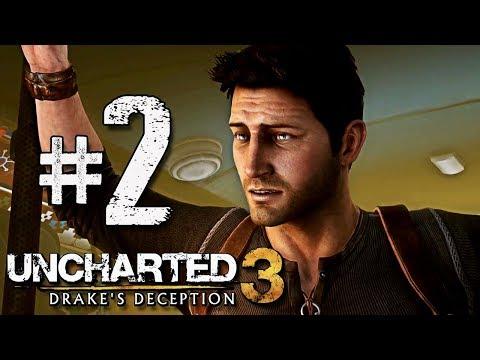 La clave de todo este asunto - Uncharted 3: La traición de Drake #2