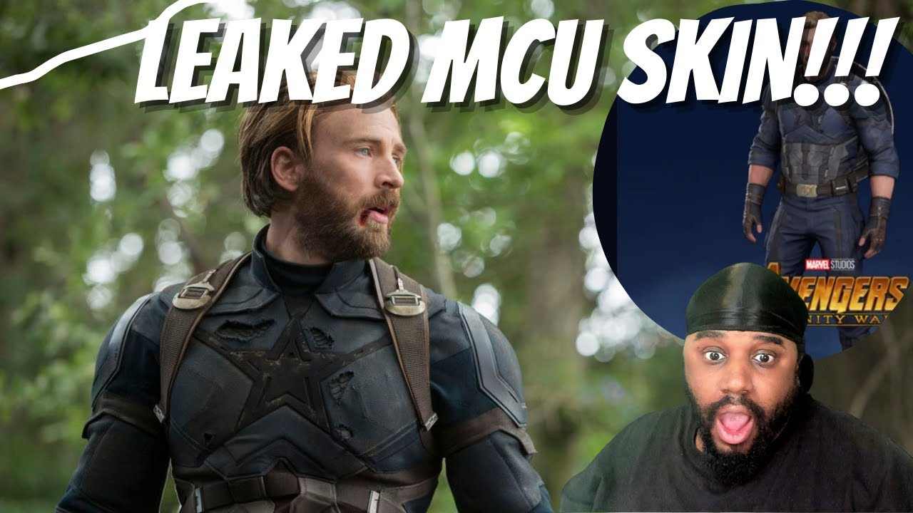 Download INFINITY WAR CAPTAIN AMERICA SKIN JUST LEAKED!!! MARVEL'S AVENGERS FANS APPROVE