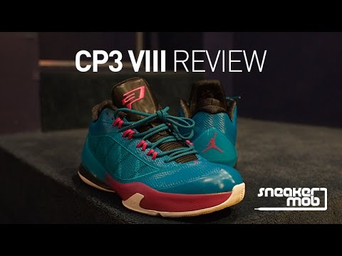 5aeeb351b6921b Jordan CP3.VIII  Riverwalk  Review - YouTube