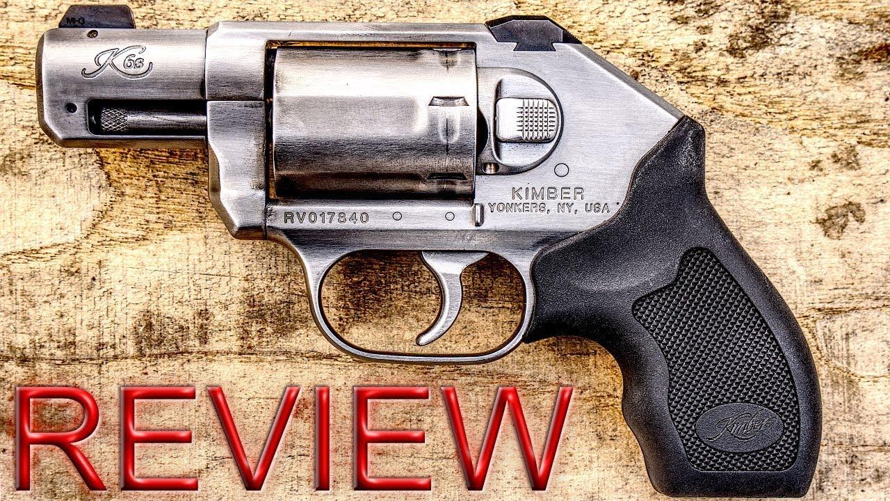 Kimber K6S Review