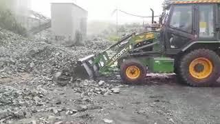 ESCORTS JUNGLI XT working in quarry