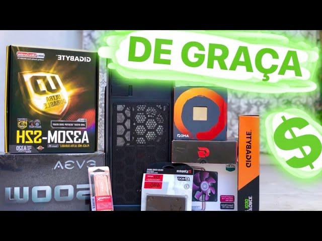 COMO CONSEGUIR UM COMPUTADOR DE GRAÇA