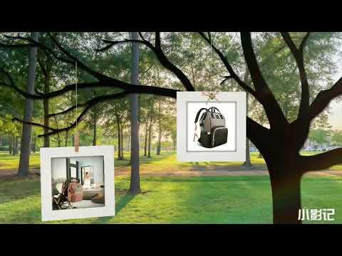 Lighting Deal of the Hafmall Diaper Bag on amazon.com