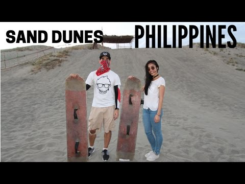 Biggest Sand Dunes in the Philippines (Paoay, Ilocos)