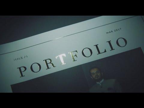 What is PORTFOLIO?