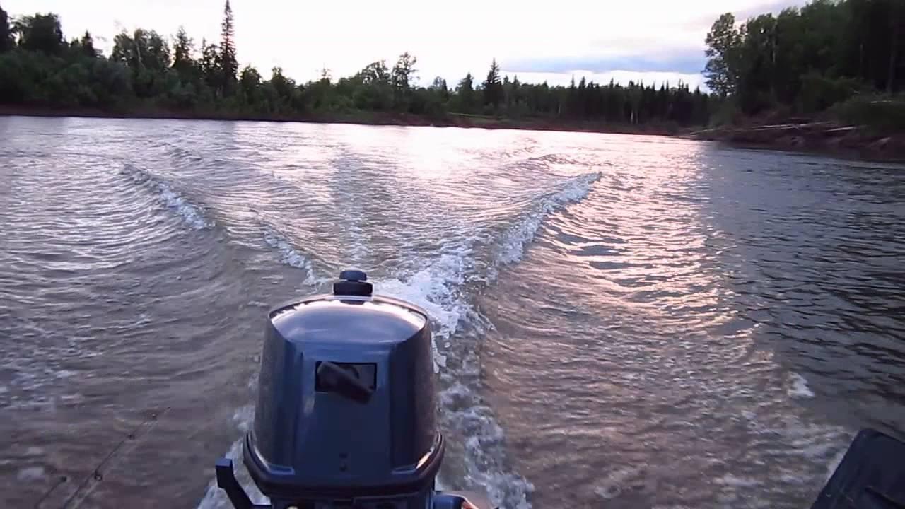 Фанерная лодка 183