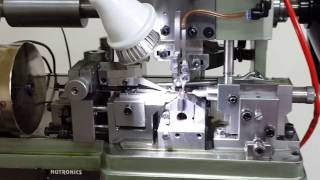 Video Automatic Jewellery Chain Making Machine (Fox Tail) download MP3, 3GP, MP4, WEBM, AVI, FLV Mei 2018