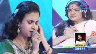 Idea Star Singer Season5 Grand Finale 2011- Melody Round- Mridula