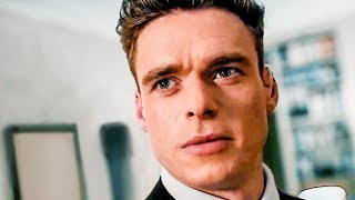 BODYGUARD Bande Annonce (Nouvelle Série Netflix, 2018) Richard Madden