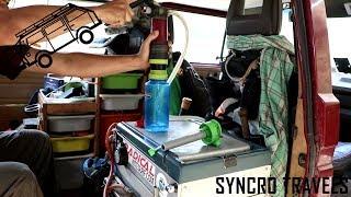 Mobiler Wasserfilter zum Campen | Van Life